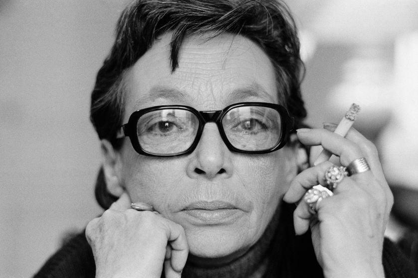 Marguerite Duras. Jacques Haillot/Sygma/Sygma via Getty